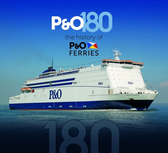 P&O 180 Front Cover