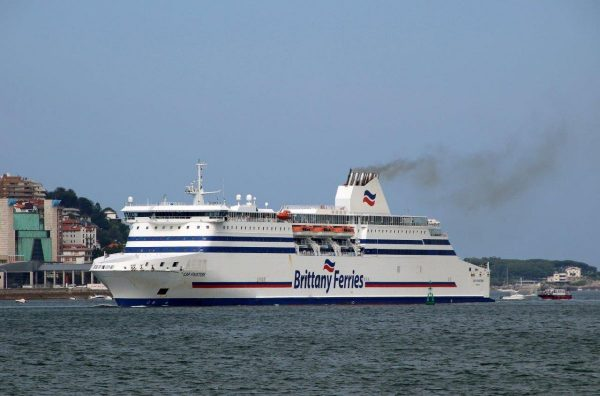 Ferry publications brittany ferries 39 cap finistere - Rosslare ferry port arrivals ...