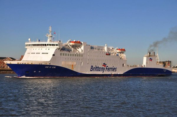 Portsmouth To Le Havre >> Ferry Publications Aie De Seine Of Brittany Ferries