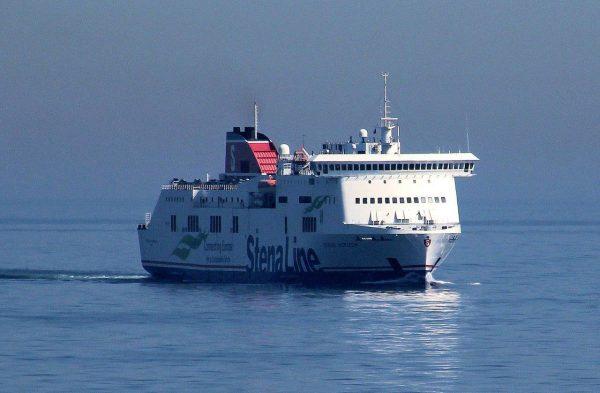 Ferry publications stena line 39 s stena horizon seen en - Rosslare ferry port arrivals ...